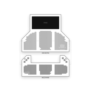 Broadhurst Theatre Seating Chart Theater
