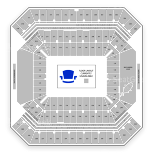 Raymond James Stadium Seating Chart Wwe