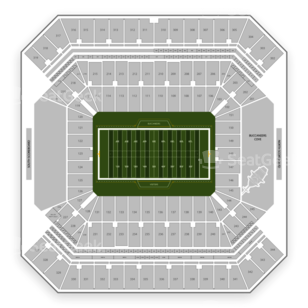 Tampa Bay Buccaneers Seating Chart