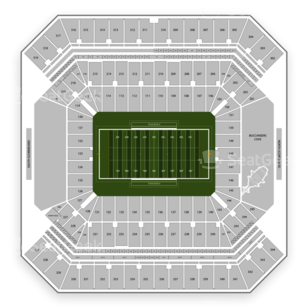 Outback Bowl Seating Chart