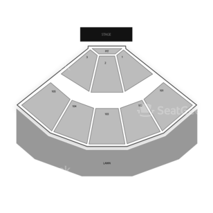 Verizon Wireless Amphitheatre at Encore Park Seating Chart Theater