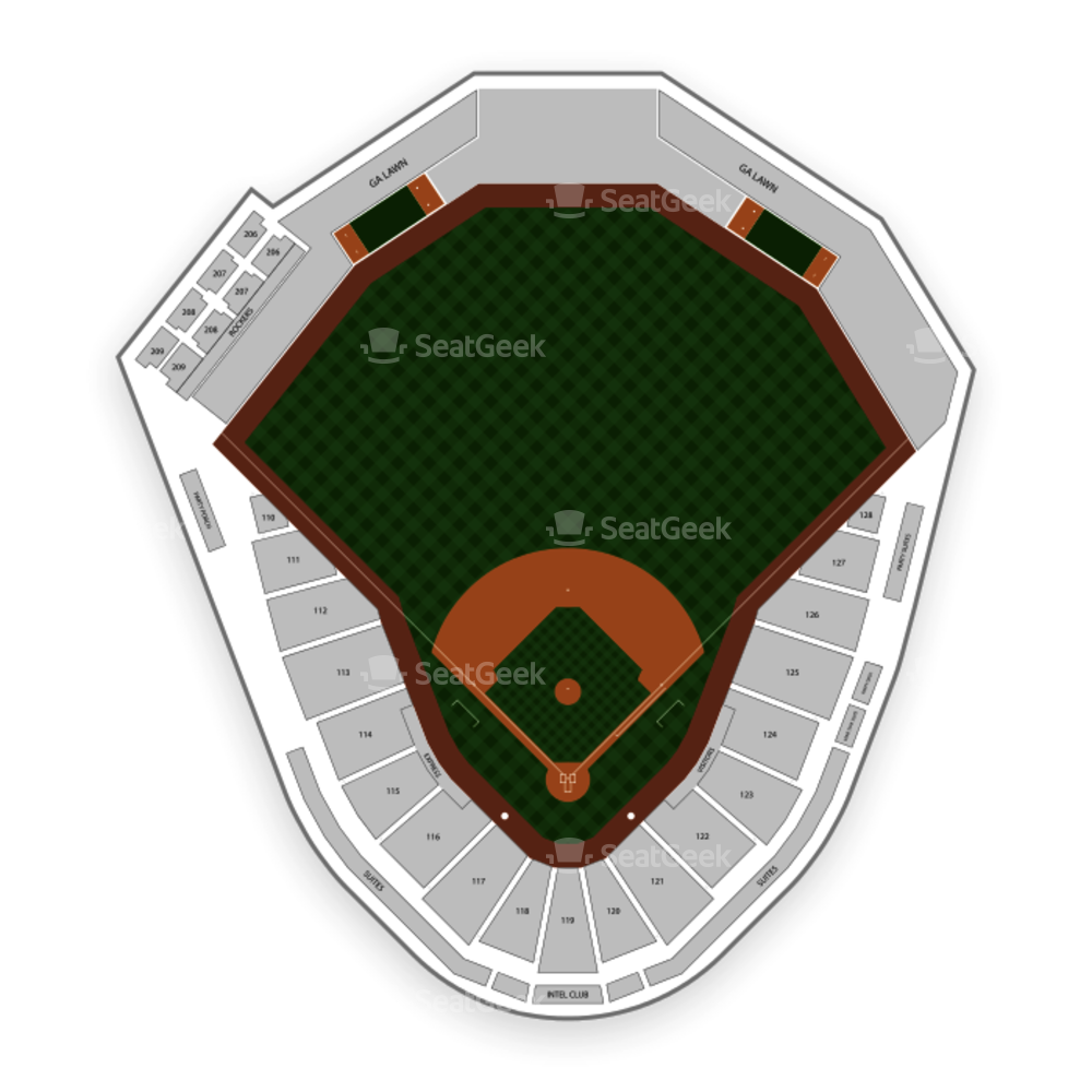 Round Rock Express Seating Chart