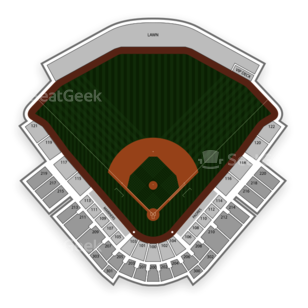 Peoria Sports Complex Seating Chart MLB