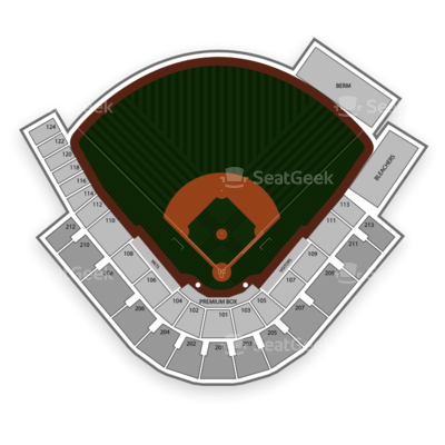 First Data Field Tradition Seating Chart New York Mets