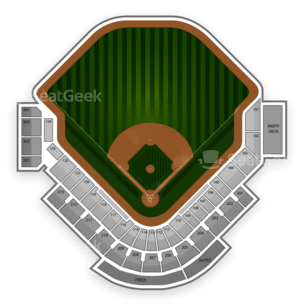 Roger Dean Stadium Seating Chart Minor League Baseball