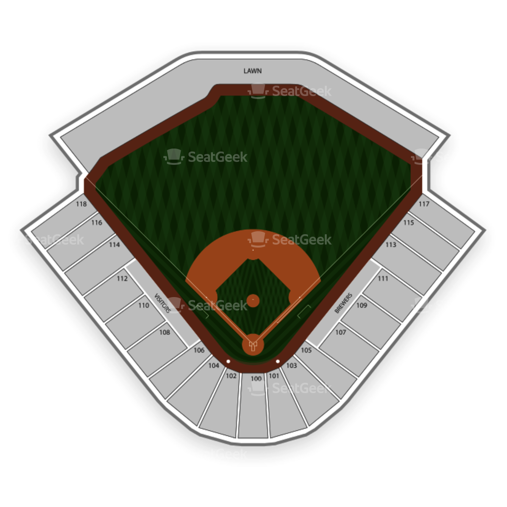 Maryvale baseball park seating chart seatgeek