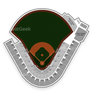Tampa Yankees Seating Chart