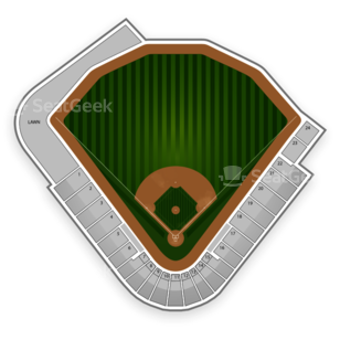 Tempe Diablo Stadium Seating Chart MLB