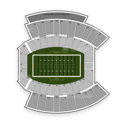 Oklahoma State Cowboys At Texas Tech Red Raiders Football Home College Tickets
