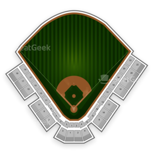 Pittsburgh Pirates Seating Chart