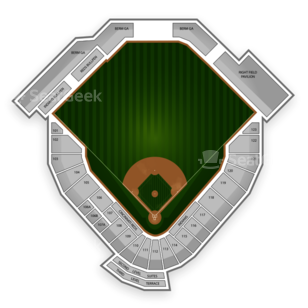 Goodyear Ballpark Seating Chart MLB