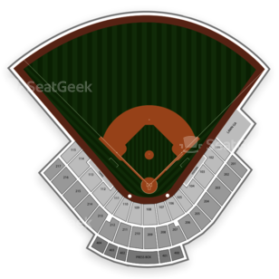 Minnesota Twins Seating Chart