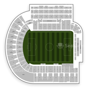 Providence Park Seating Chart Soccer