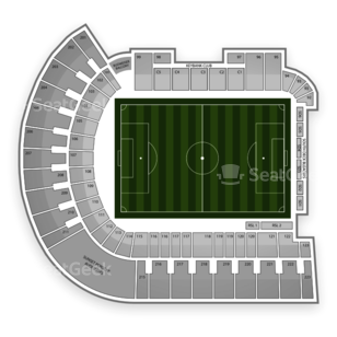 Portland Thorns FC Seating Chart