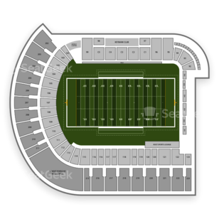Portland State Vikings Football Seating Chart