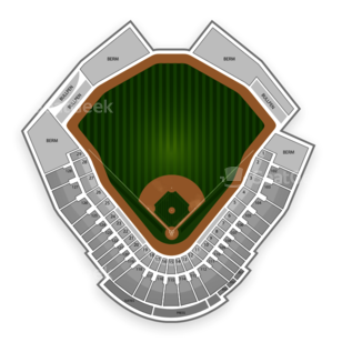 Camelback Ranch Seating Chart MLB