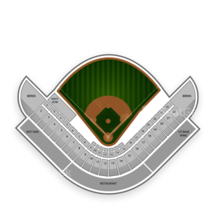 Cashman Field Seating Chart MLB