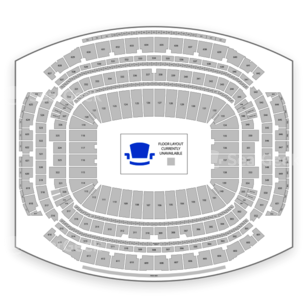 NRG Stadium Seating Chart Theater