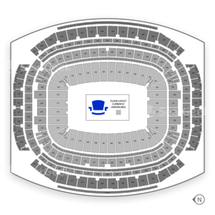 NRG Stadium Seating Chart Family