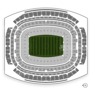 NRG Stadium Seating Chart International Soccer