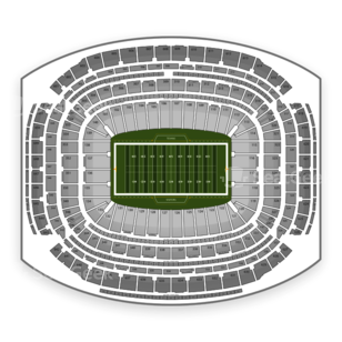 NRG Stadium Seating Chart NCAA Football