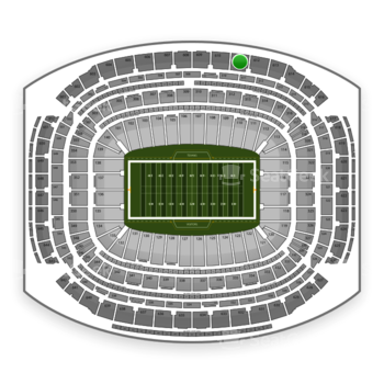 NFL at NRG Stadium Section 611 View
