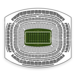 Texas Bowl Seating Chart