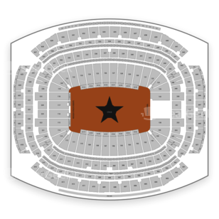 NRG Stadium Seating Chart Concert