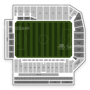 Sporting Kansas City Seating Chart