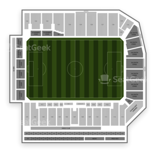 CONCACAF Cup Seating Chart