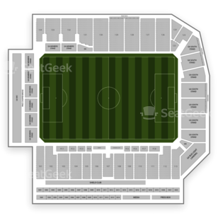 Children's Mercy Park Seating Chart NCAA Football