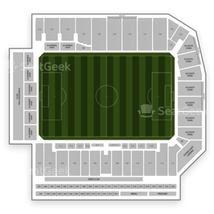 Children's Mercy Park Seating Chart Soccer