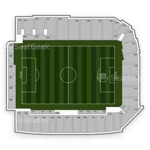 Sporting Park Seating Chart Soccer