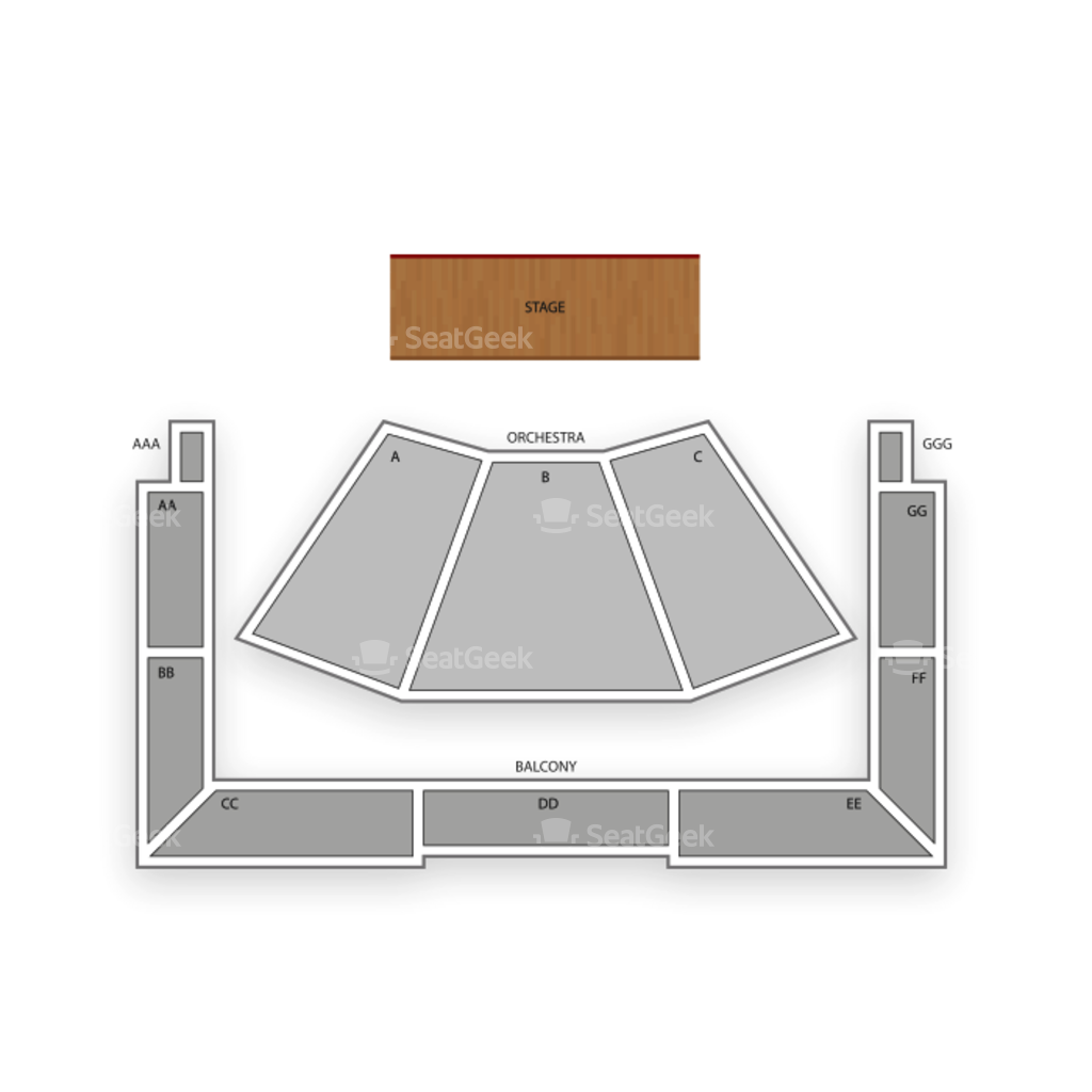 Wells Fargo Center For The Arts Seating Chart Seatgeek