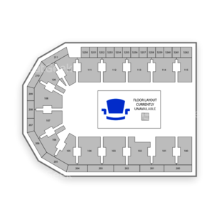 United Wireless Arena Seating Chart Comedy