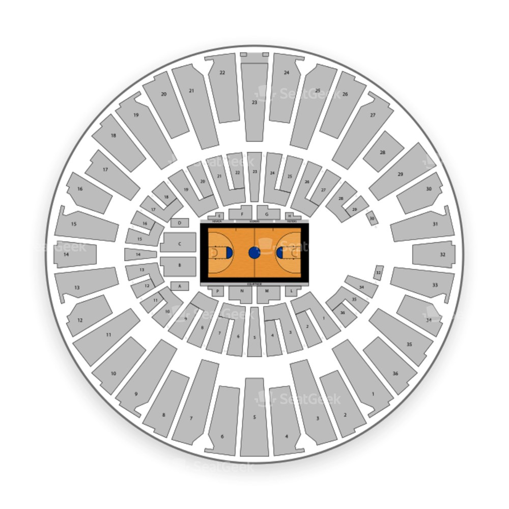 Lawlor Events Center Seating Chart Sports