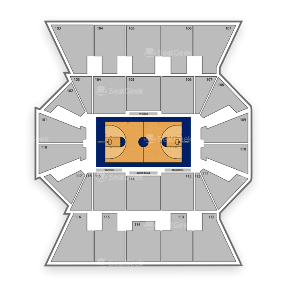 McCarthey Athletic Center Seating Chart NCAA Womens Basketball