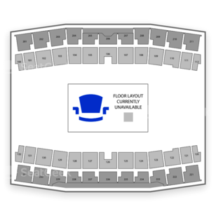 Ford Center at The Star Seating Chart Sports