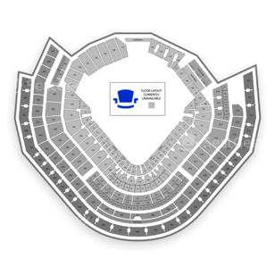 SunTrust Park Seating Chart Concert