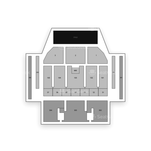 MGM National Harbor Seating Chart Concert & Map | SeatGeek