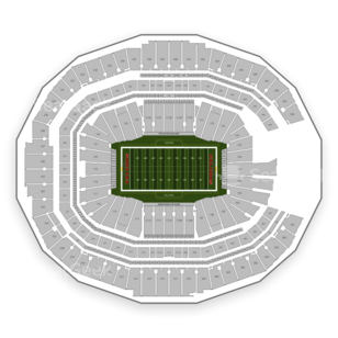 Chick-fil-A Kickoff Classic Seating Chart
