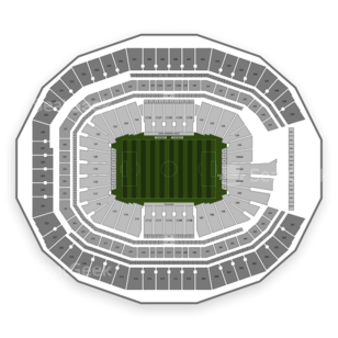 Mercedes benz stadium seating chart seatgeek for Mercedes benz stadium seating chart atlanta united