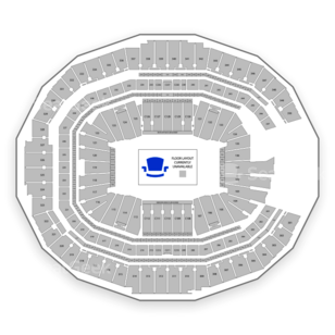 Mercedes-Benz Stadium Seating Chart Concert