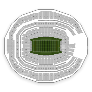 Peach Bowl Seating Chart
