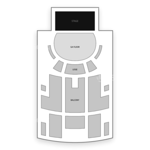 Palace Theatre St. Paul Seating Chart Concert