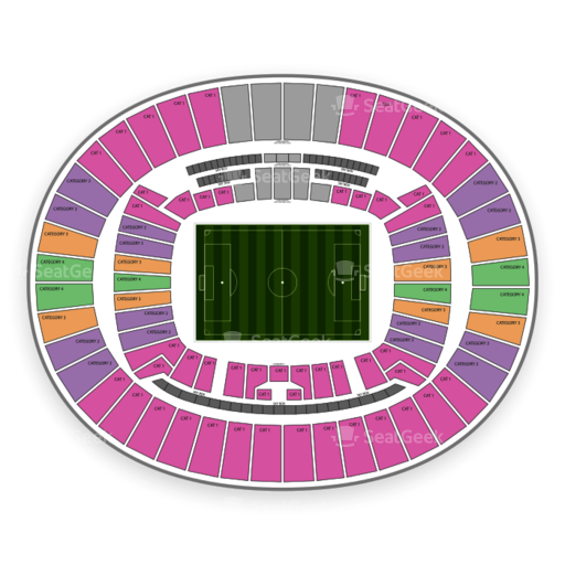 Estadio Mineirao Seating Chart