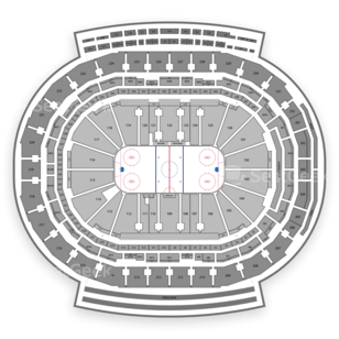 Detroit Red Wings Seating Chart