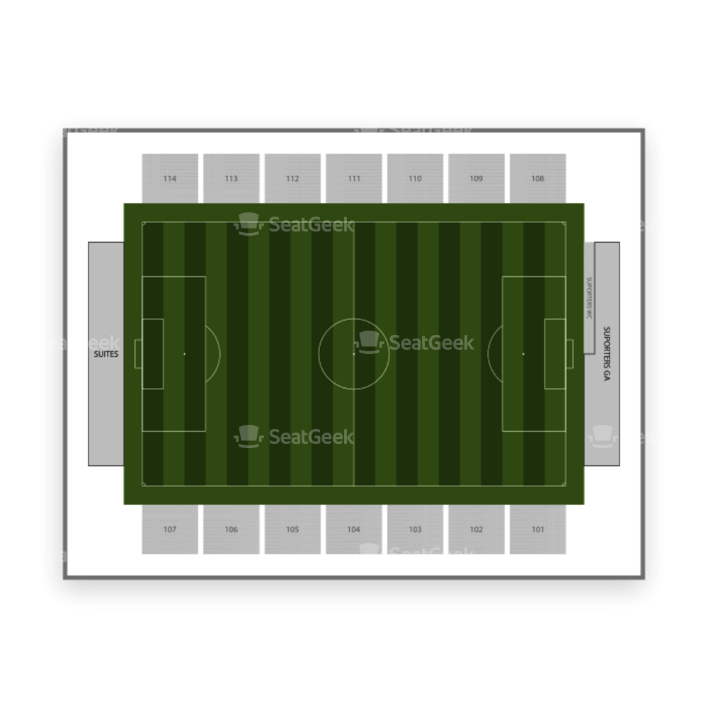 Phoenix Rising Soccer Complex Seating Chart Us Minor League Soccer