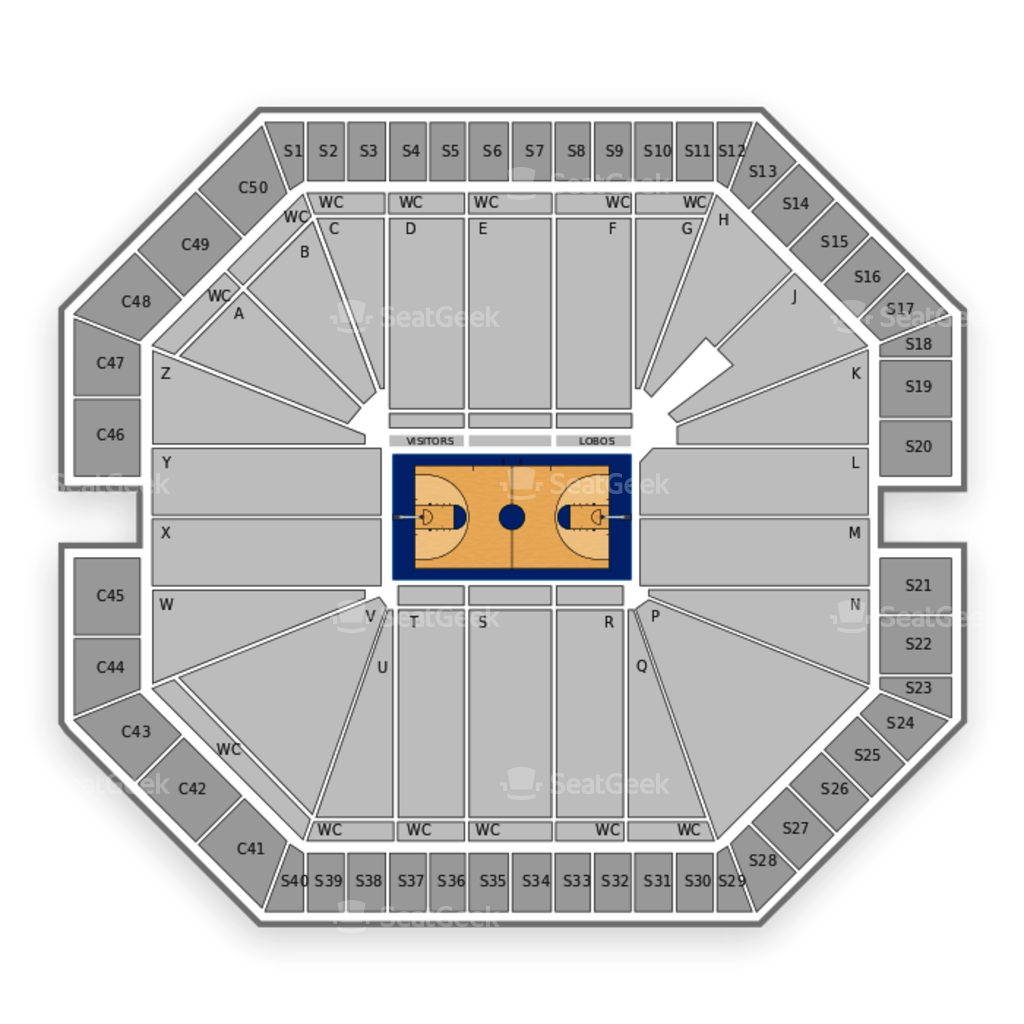 Dreamstyle Arena Seating Chart Interactive Seat Map SeatGeek - Us open tennis venue map