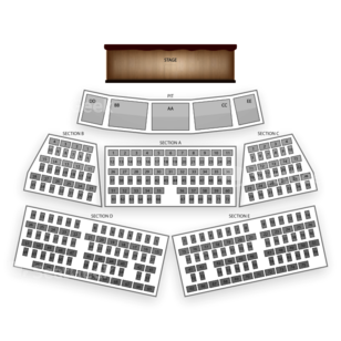 Grand Sierra Theatre Seating Chart Family